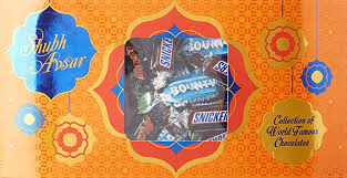 snickers mars bounty chocolates mixed miniatures gift pack 150g