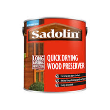 Sadolin Decking Stain And Protector Woodcare