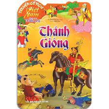 Truyện cổ tích Việt Nam dành cho thiếu nhi - Thánh Gióng – THANH HÀ BOOKS