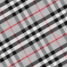 blanket clipart black and white. scottish tartan - black, white, gray, red vector clipart blanket clipart black and white a