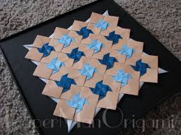 Tomoko Fuse Origami Quilts Star 3-4   Cool Origami   Pinterest ... & Tomoko Fuse Origami Quilts Star 3-4 Adamdwight.com