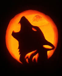 Wolf Pumpkin Carving Patterns Amazing Design Inspiration