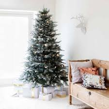 christmas tree lighting ideas. frosted christmas tree with lights tree light ideas lighting ideas