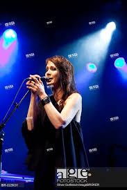 Louise Rhodes, singer of the British band Lamb, live in the Schueuer,  Lucerne, Switzerland, Europe, Stock Photo, Picture And Rights Managed  Image. Pic. IBR-2229031 | agefotostock