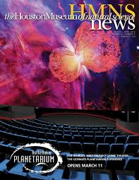 Laser Light Show Houston Museum Natural Science Houston Museum Of Natural Science News March April 2016 By