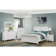 Understanding distressed white bedroom furniture - Decorating ideas
