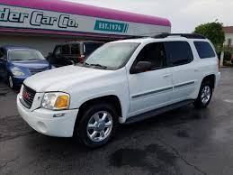 White Gmc Envoy In Ohio For Sale ▷ Used Cars On Buysellsearch