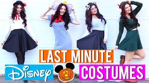 Maxresdefault 16 Disney Character Costumes Diy