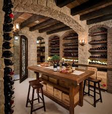 Wine Cellar Room Design Connoisseurs Delight 20 Tasting Room Ideas To Complete The