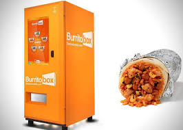Burrito Vending Machine Magnificent Burrito Box Burrito Vending Machine HiConsumption