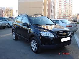 2007 Chevrolet Captiva Pictures