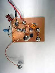 building simple fm transmitter