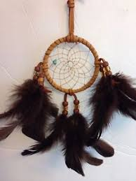 Authentic Cherokee Dream Catchers Native American Authentic Cherokee Dream Catcher 40 inch eBay 4
