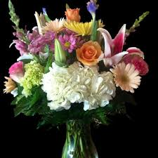 florist in tulsa flower delivery beautiful fl mix the traditional lavish arrangement