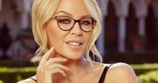 kylie minogue fashion inspiration for the entire day  thanks to our brand partner specsavers