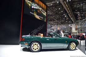 Live from the Geneva Motor Show: 1989 Mazda MX-5 Miata | Ran When ...