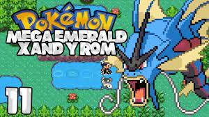 Pokemon Mega Emerald XY Edition - Episode 11 (HM FLY + Fortree City) -  YouTube