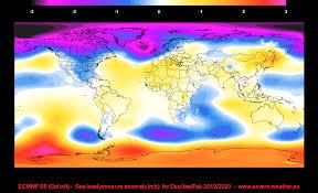 Ecmwf Forecast Charts Winter 2019 2020 Ecmwf Model Forecast From October Severe