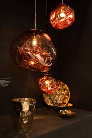 melt tom dixon glass pendant