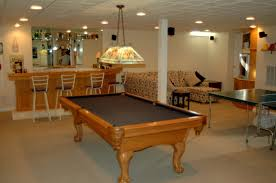 lighting for basement. Recessed Lighting Fixtures For Basement That Is Renovated Into An Open Space Home Bar Game C
