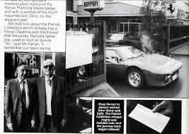 on a thumbnail above to see the original article in motor magazine