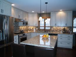 Inexpensive Kitchen Remodeling Remodeled Kitchen Images Efficient Mikegusscom