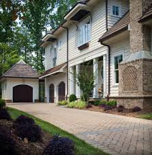 paving stone driveway these four steps will hopefully remove your grease or oil stains from your pavers