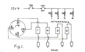 vw independent ignition system image