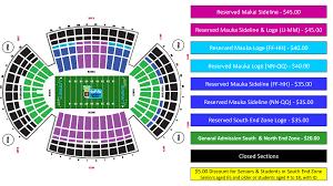 Ticket Information Hawaii Bowl
