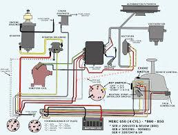 mercury outboard wiring diagrams mastertech marin Mercury Ign Switch Diagram internal* & external wiring (image) (pdf) mercury ignition switch diagram