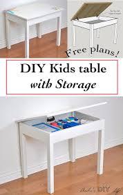 Kids Desk With Storage Best 20 Kids Storage Ideas On Pinterest Kids Bedroom Storage
