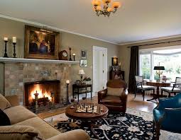 Living Room With Fireplace Decorating Living Room Living Room With Brick Fireplace Decorating Ideas