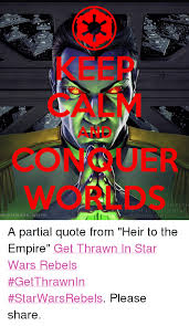 Star Wars Quotes Extraordinary I G HTS RESE NE ENNLKIAINMENT R WARS GALA ES TCG A Partial Quote