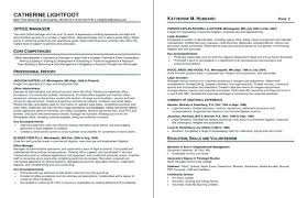 Resume Core Competencies Examples Impressive Resume Templates Core Qualifications Eigokeinet