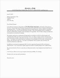 Cover Letter For Property Manager Assistant Best Of Property