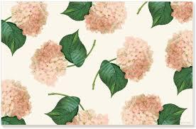 Designer Paper Placemats Faux Designs Pink Hydrangea 25 Count Designer Paper Placemats Easy Elegant Entertaining