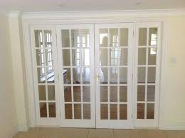 glass panel door white glass panel internal french doors frame wide x high glass panel door