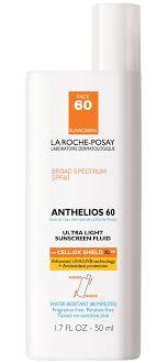 La Roche Posay Anthelios Xl Spf 50 Ultra Light Fluid La Roche Posay Anthelios 60 Clear Skin Dry Touch Sunscreen