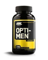 optimum nutrition opti men mens daily multivitamin supplement with vitamins c d