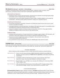 Resume Writing Gallery Of Sample Resumes Full Page Resume Writing