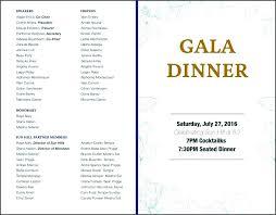 Dinner Program Templates Church Anniversary Program Template Aaroncarver