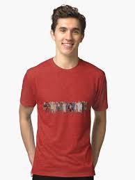 Redbubble Size Chart Gravity Rush Size Chart Tri Blend T Shirt By Gekidami
