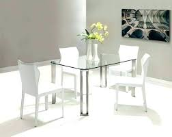 small glass dining table set glass dining table sets small dining table for 4 dining small