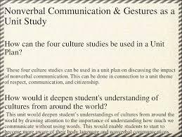college essays college application essays research on nonverbal research on nonverbal communication