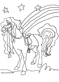 Disegno Da Colorare Il Cavallo