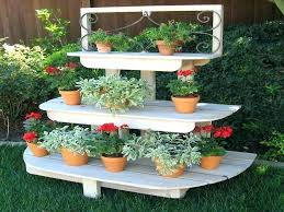 garden plant stands herb plant stand image of perfect tiered plant stand outdoor herb garden plant
