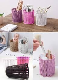 office desktop storage. Creative+Plastic+Rattan+Desktop+Storage+Basket+Home+Office+ Office Desktop Storage