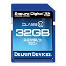 SecureDigital card 32GB Transcend class 6