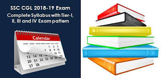 SSC CGL Syllabus 2018-<b>19</b>: Tier I, II, III and IV with Exam <b>Pattern</b>