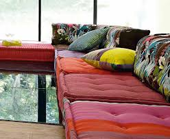 roche bobois floor cushion seating. Images: Roche Bobois Floor Cushion Seating